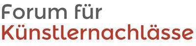 Forum für Künstlernachlässe